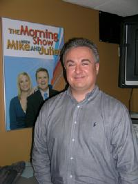 Backstage: The Morning Show with Mike and Juliet